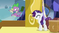 """Spike """"right, sounds great"""" S9E19"""