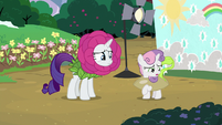 Sweetie Belle -this is hard for me to say- S7E6
