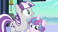 Twilight Velvet --or are we gonna spend our entire visit just calling her --the baby----- S6E2