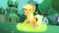 --Applejack-- about to transform into her true self S5E26