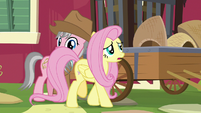 "Fluttershy ""less like a cage"" S7E5"