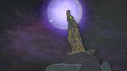 K16 Patykowilk wyje do księżyca