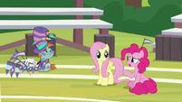 "Pinkie Pie ""I said I couldn't wait"" S9E15"