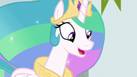 Princess Celestia thanking Twilight S8E7