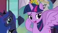 "Princess Twilight ""more than one sleepless night"" S5E10"