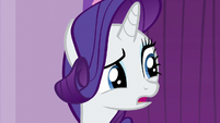 "Rarity ""it'll take most of our hour"" S6E10"