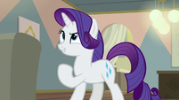 """Rarity """"the best food in the city!"""" S6E12"""