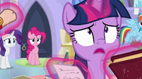 "Twilight ""every book, scroll, and spell"" S9E25"