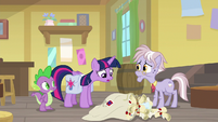 "Twilight ""you told me to take care of"" S9E5"