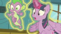 """Twilight Sparkle """"nopony panic!"""" S7E3"""