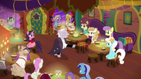 Zesty --nopony told you this place was acceptable!-- S6E12