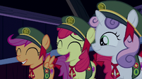 "Apple Bloom ""talk about funny!"" S6E15"