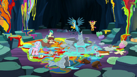 Cave of Harmony in a complete mess S9E3