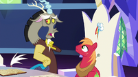 """Discord """"when I say it that way"""" S6E17"""