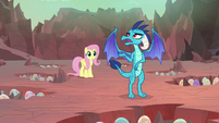 """Ember """"sharing Dragon Lord details"""" S9E9"""