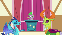 """Ember """"you should have more things made of rocks"""" S7E15"""