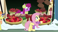 """Fluttershy """"that's pretty, too"""" MLPBGE"""