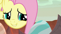 """Fluttershy """"waiting to say hello"""" S9E9"""