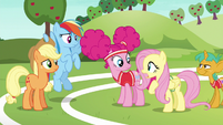 """Fluttershy """"we just need a little rest"""" S6E18"""