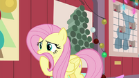 Fluttershy starting to look scared BGES2