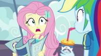 Fluttershy unable to hear Rainbow Dash EGROF