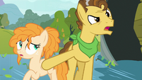 Grand Pear pushing Pear Butter to the side S7E13
