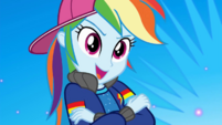 "Rainbow Dash ""you're part of a team"" SS13"