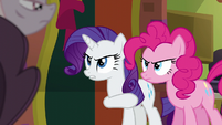 """Rarity """"tell these ponies what to think"""" S6E12"""