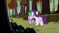 """Rarity """"well, they are beautiful"""" S8E11"""
