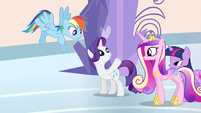Rarity eager to help S3E12