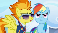 Spitfire 'You'll probably quit after the first day!' S3E07