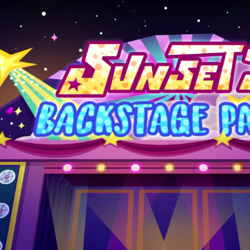My Little Pony Equestria Girls: Sunset's Backstage Pass