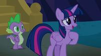 "Twilight ""captured the hearts and imagination"" S8E21"