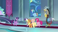 "Twilight ""lord-of-chaos training wheels!"" S9E24"
