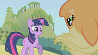 """Twilight """"not to upset your apple cart"""" S1E04"""