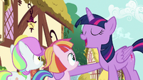 """Twilight Sparkle """"it's worth fighting for"""" S7E14"""