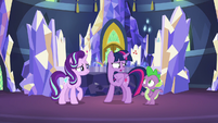 "Twilight Sparkle ""maybe it's a mistake"" S7E10"