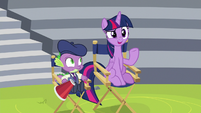 """Twilight Sparkle """"your delivery was..."""" S8E7"""