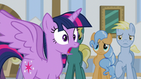 Twilight shocked by Neighsay's claims S8E16