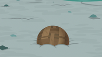 Ancient ball in the dirt S8E21