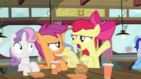 """Apple Bloom """"And this"""" S4E15"""