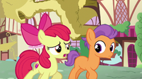 "Apple Bloom ""tryin' different things with my friends"" S6E4"
