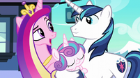 """Cadance """"I hope he takes his role as crystaller seriously"""" S6E2"""