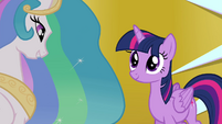 "Celestia ""what is the princess of friendship without her friends?"" S4E26"