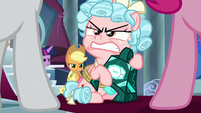 Cozy Glow protecting the Bewitching Bell S9E24