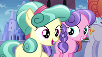 """Crystal Foal 2 """"tell the one about the Equestria Games!"""" S6E1"""