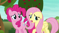 """Fluttershy """"our friends want us to win"""" S6E18"""