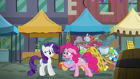 Pinkie Pie --I know she would have loved-- S6E3