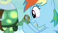 """Rainbow """"And don't forget the best part"""" S5E5"""