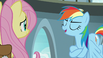 """Rainbow Dash """"miss a book coming out!"""" S9E21"""